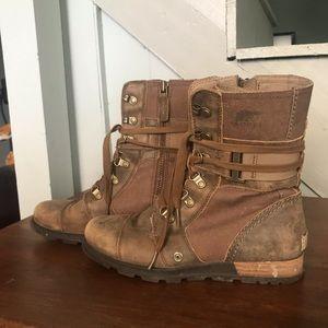 Sorel Shoes - Sorel Combat Boots